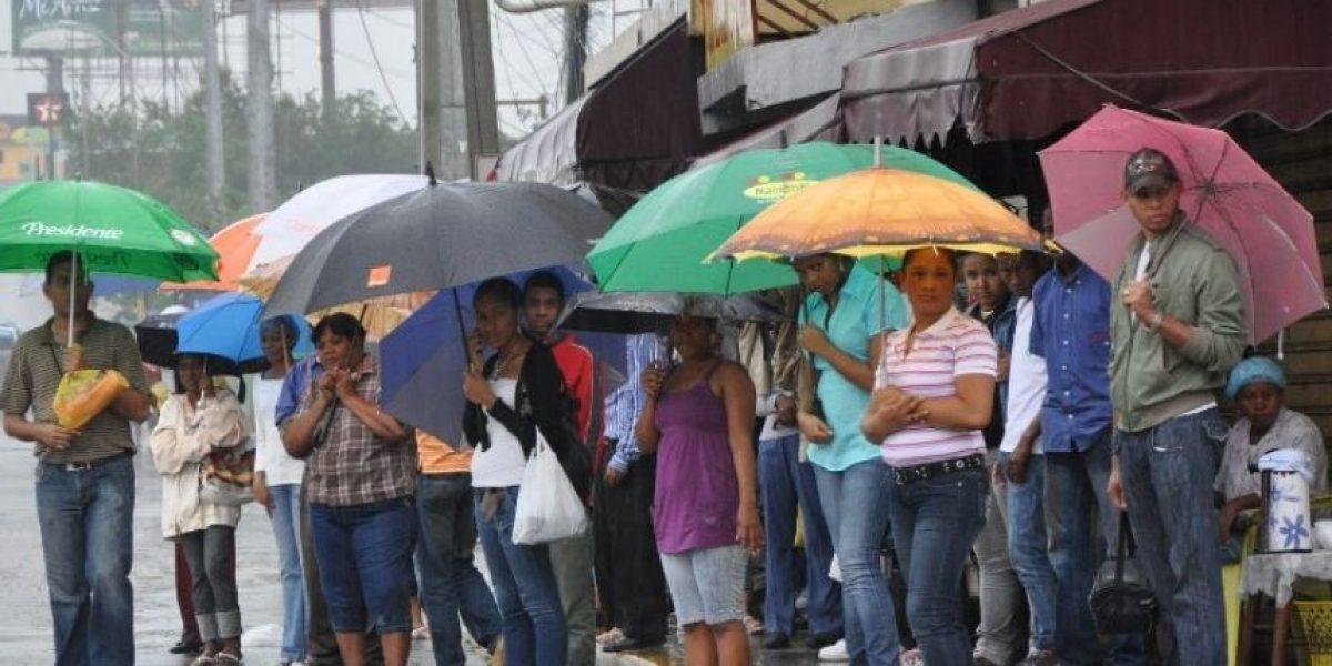 COE aumenta a 17 provincias en alerta verde por persistencia de vaguada