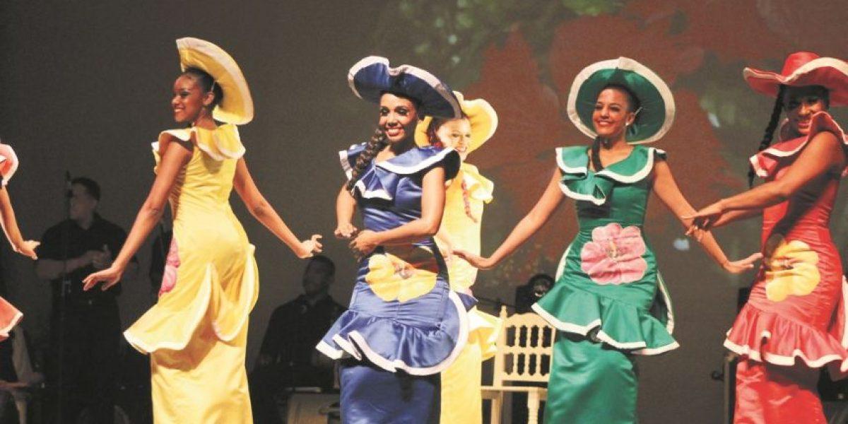Ballet Folklórico se presentó con éxito en México