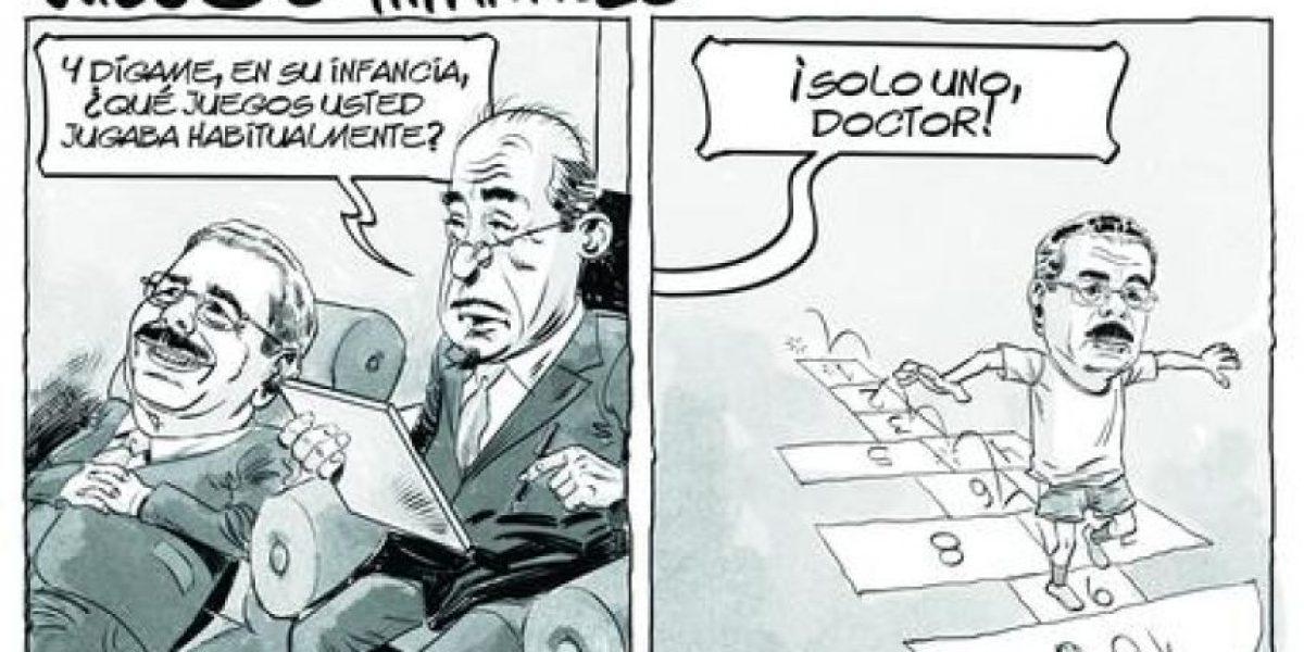 Revisa la caricatura Incómica de hoy