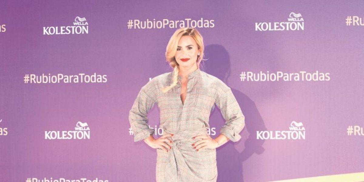 """Demi Lovato: """"Sí, EE.UU. está listo para tener una presidenta rubia"""""""