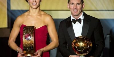 """""""The Best"""" nuevo premio que entregará la FIFA"""