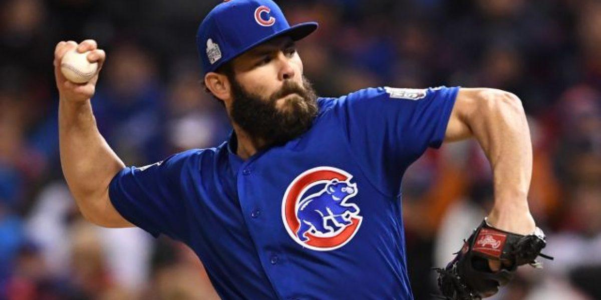 El sueño de los Cubs reposa ahora en el brazo de Jake Arrieta