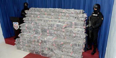 Decomisan más de mil paquetes de droga, en Peravia