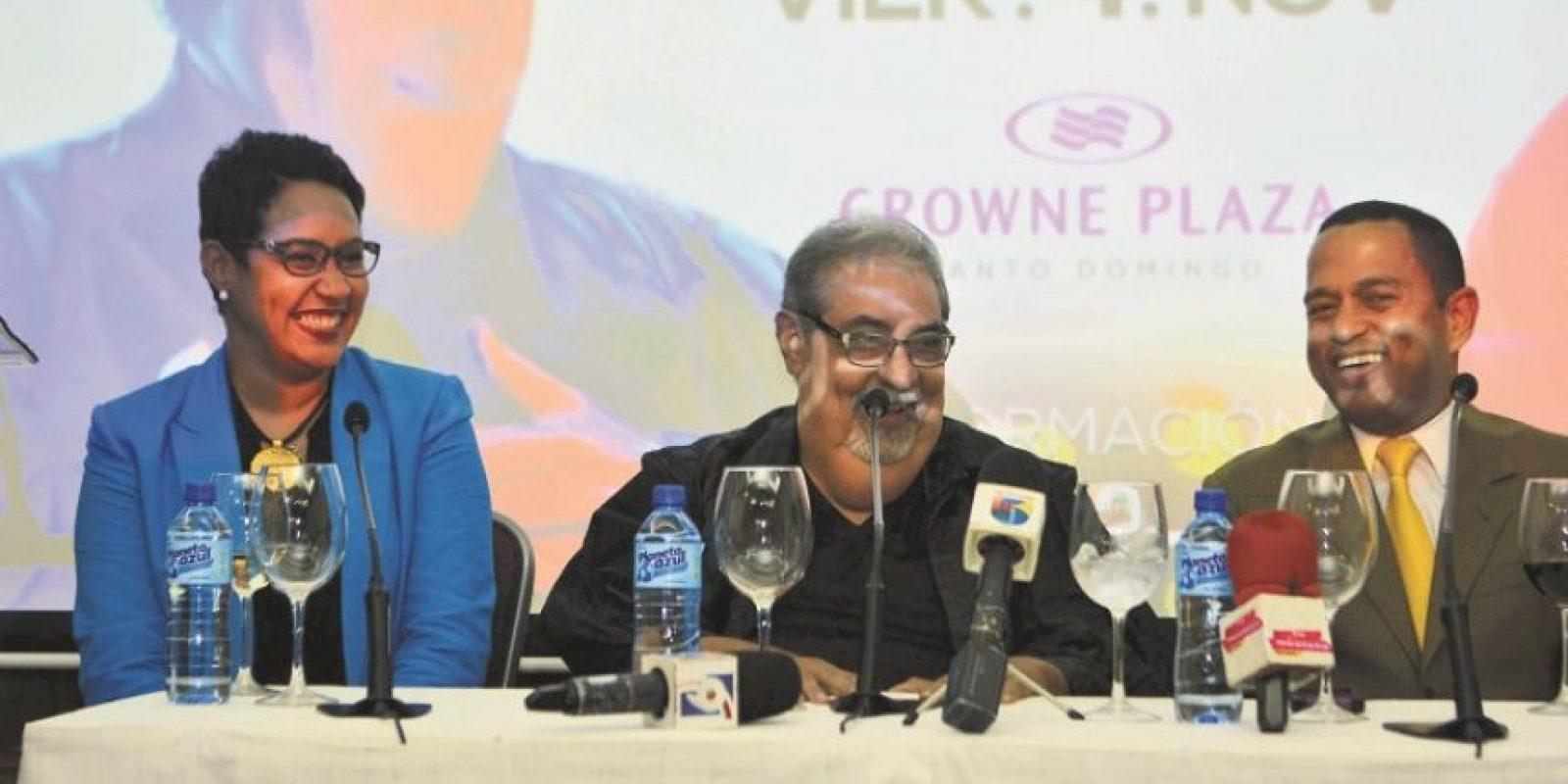 Anthony Ríos se notó alegre y preparado para continuar su carrera. Foto:Fuente externa