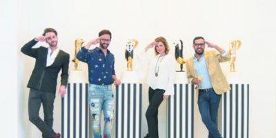 #TeVimosEn: Estudio Store exhibe piezas en Bosa