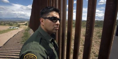 Estados Unidos refuerza su frontera con México
