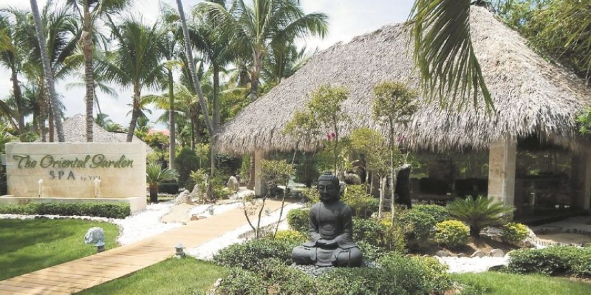 Un viaje a Oriente a través del tacto: Oriental Garden Spa
