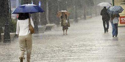 COE eleva a 19 provincias en alerta por lluvias