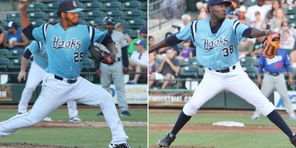 Dominicanos Martes y Paulino aspiran a tirar por Astros en 2017