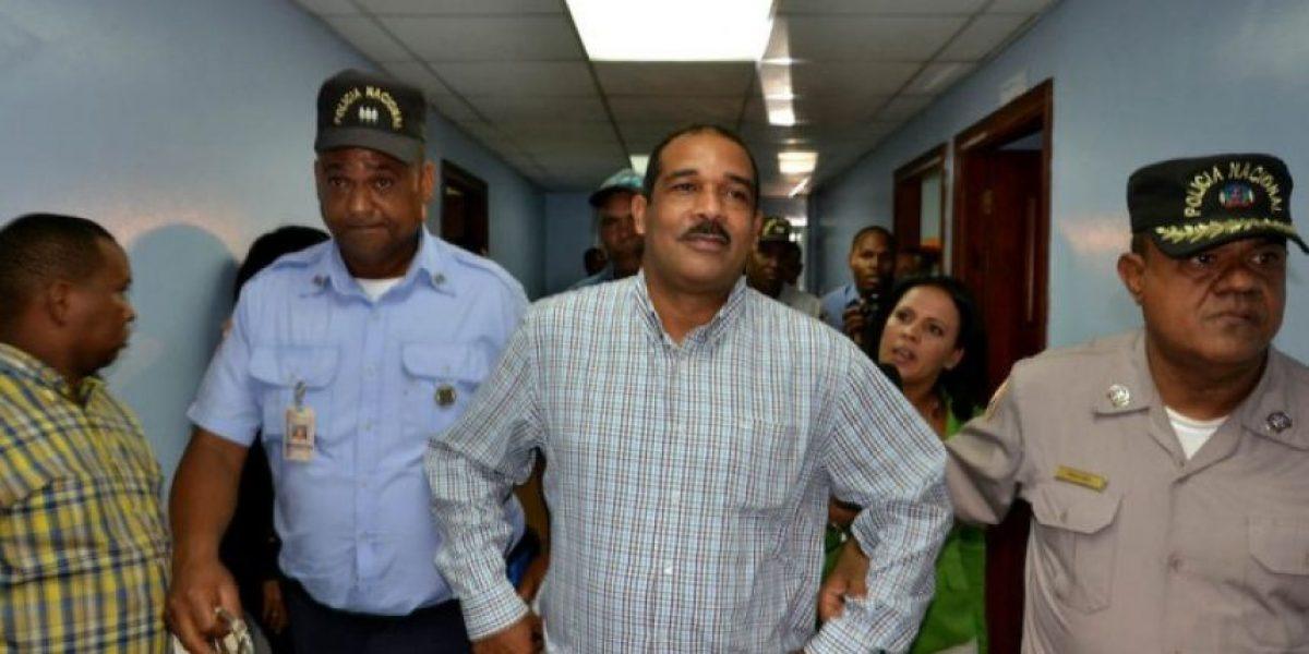 Ratifican libertad condicional a exalcalde de Bayaguana acusado asesinato de regidor