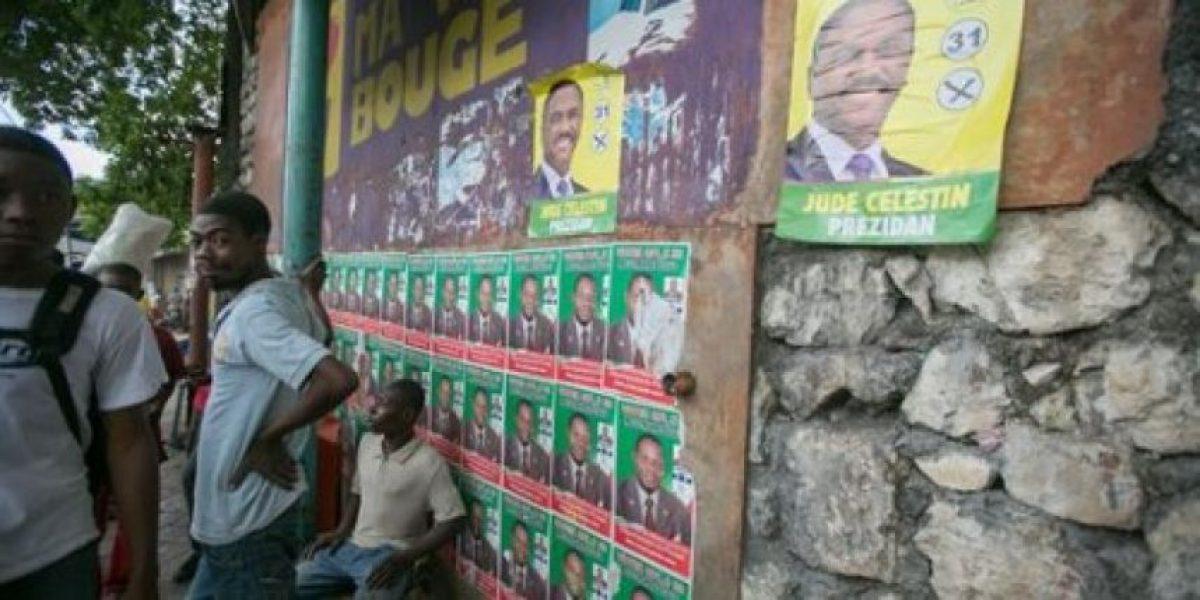 Haití inicia campaña electoral