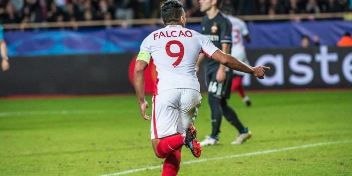 La marca que tiene a Falcao por sobre Cristiano Ronaldo y Messi
