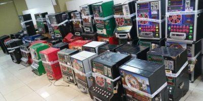 Fiscalía allana La Barrica Sport Bar por manejo ilegal de tragamonedas