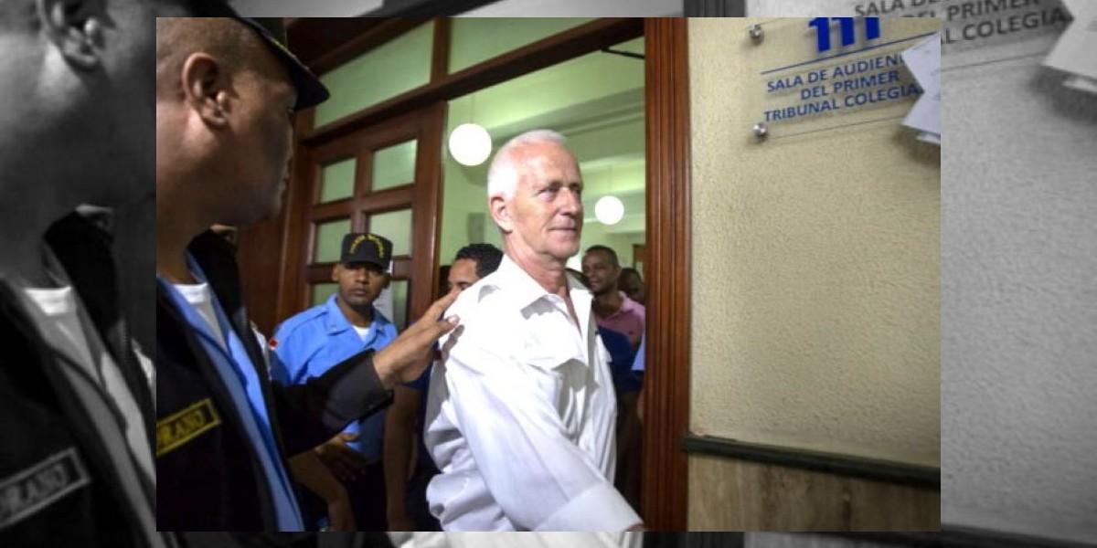 Corte rectifica condena al francés Alain Castany