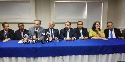 Oposición asegura que una JCE sin consenso es antidemocrático