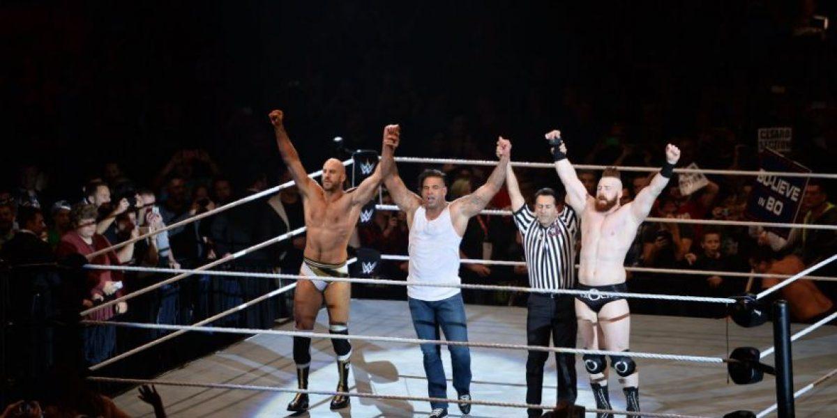 Ex seleccionado alemán debutó en la WWE
