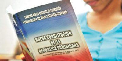 Medina dispone enseñanza obligatoria de la Constitución en primaria y secundaria