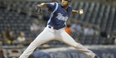 Los Astros sumaron al prospecto dominicano Reymin Guduan a su roster de 40