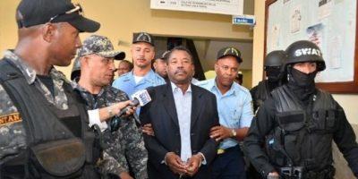 """Procuraduría garantiza es """"temporal"""" traslado a cárcel que favorece a Blas Peralta"""