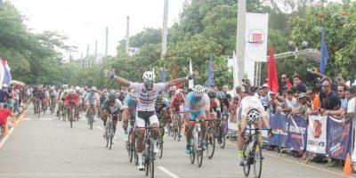 Morel se impone en ciclismo Triple 100