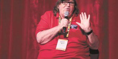"""Michael Moore: """"Todo el mundo debería estar asustado con las elecciones"""""""