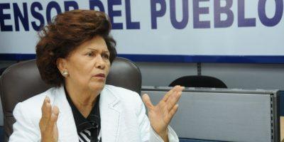 Defensora del pueblo revela cómo fue secuestrada durante 4 horas  por sus asaltantes