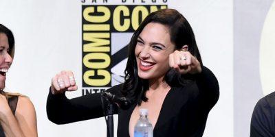 """Actriz de """"Wonder Woman"""" anunció su segundo embarazo"""