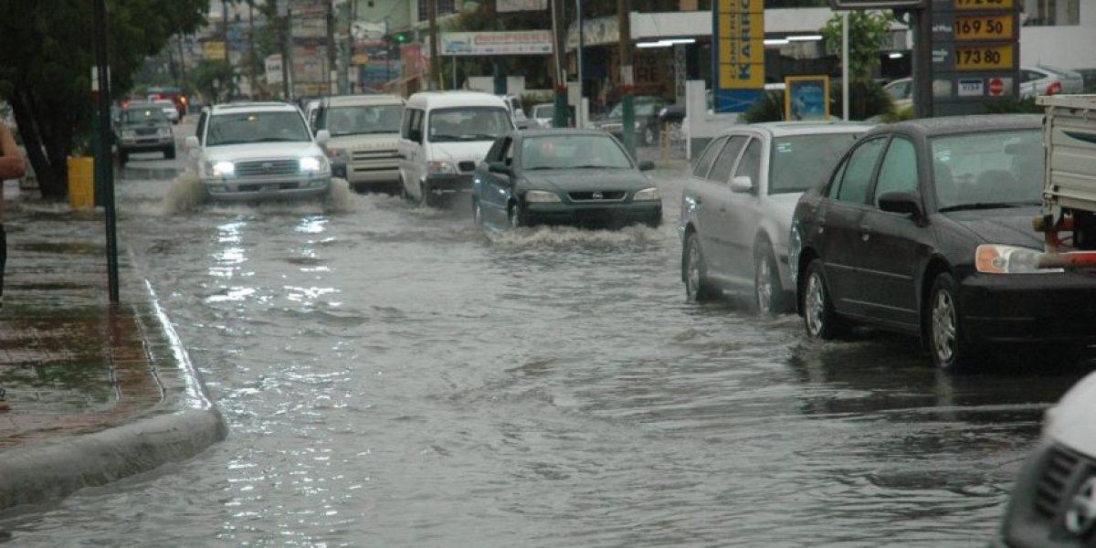 Se elevan a 3.405 los desplazados por las lluvias