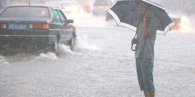 COE aumenta a 20 las provincias en alerta a causa de las lluvias