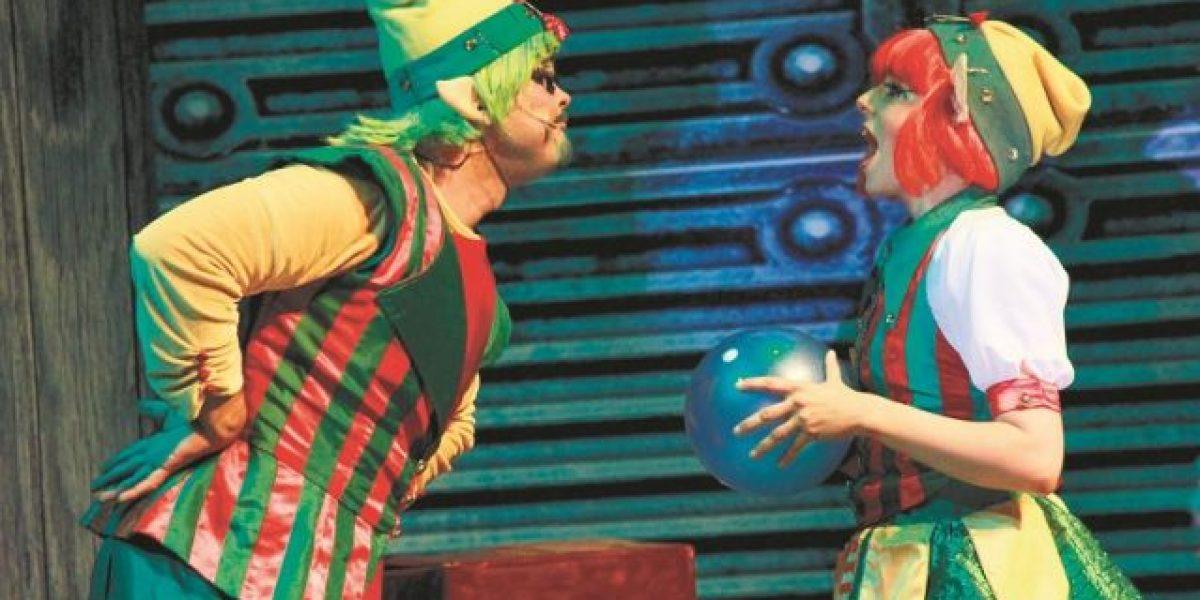 """Llega el musical """"La fábrica de Santa"""""""