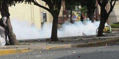 Se escenifican disturbios en la UASD
