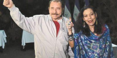 Daniel Ortega vence con más del 70%