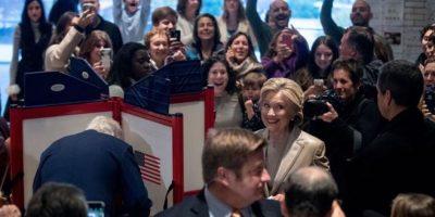 Ganador comicios EE.UU está en manos de los indecisos