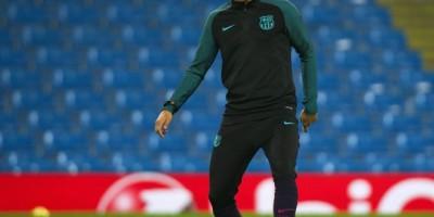 Brasil hace un entrenamiento suave a la espera de Neymar