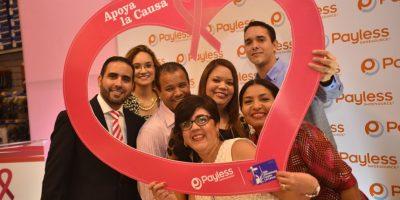 """Payless con campaña """"Apoya la causa"""""""