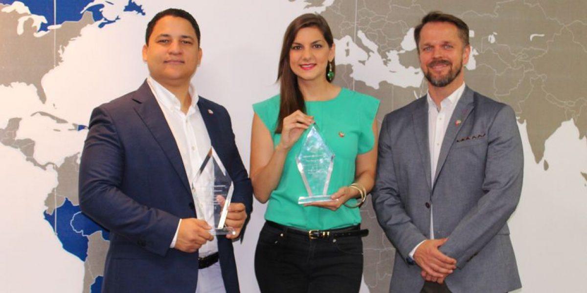 """#TeVimosEn: Puerto recibe premios """"DP World Caucedo"""""""