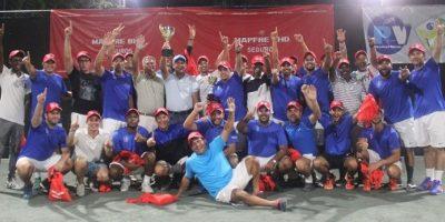 Club Naco es el Gran Campeón del Team Tennis 2016