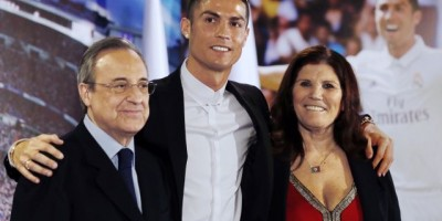 """Cristiano Ronaldo: """"Quiero terminar en el Real Madrid"""""""