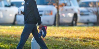 Elecciones EEUU: Obama juega baloncesto en medio de votación