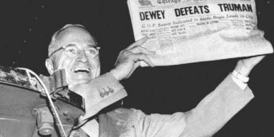 Elecciones EEUU: el año que se equivocaron las encuestas