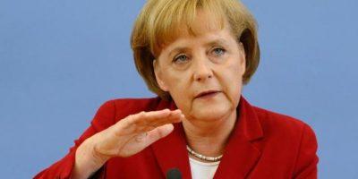 Ángela Merkel: victoria de Clinton ayudaría a igualdad de géneros