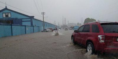 Onamet :aguaceros continuarán en todo el país