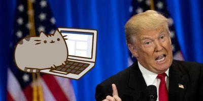 """Trump quiere """"cerrar partes de Internet"""", ¿es posible?"""
