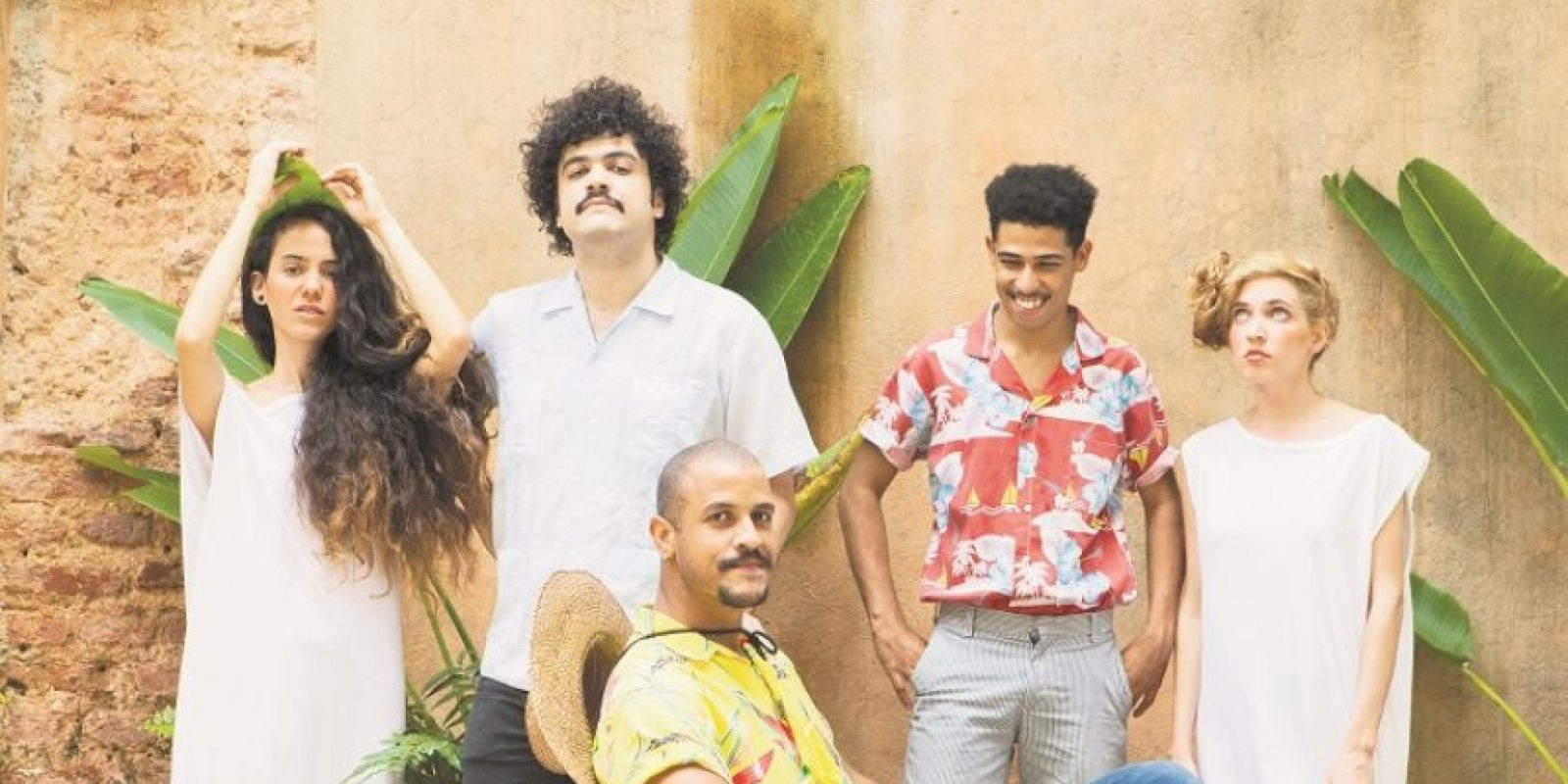 """Alex Ferreira y su """"Frente Caribe"""" preparan su promer disco en este diciembre. Foto: Fuente externa"""