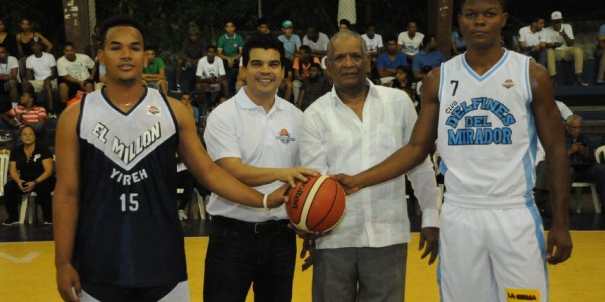 Copa Wellington Arnaud honra historia del baloncesto dominicano