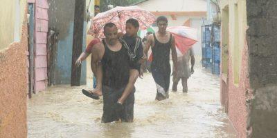 Emiten alerta roja, verde y amarilla en 20 provincias por lluvias