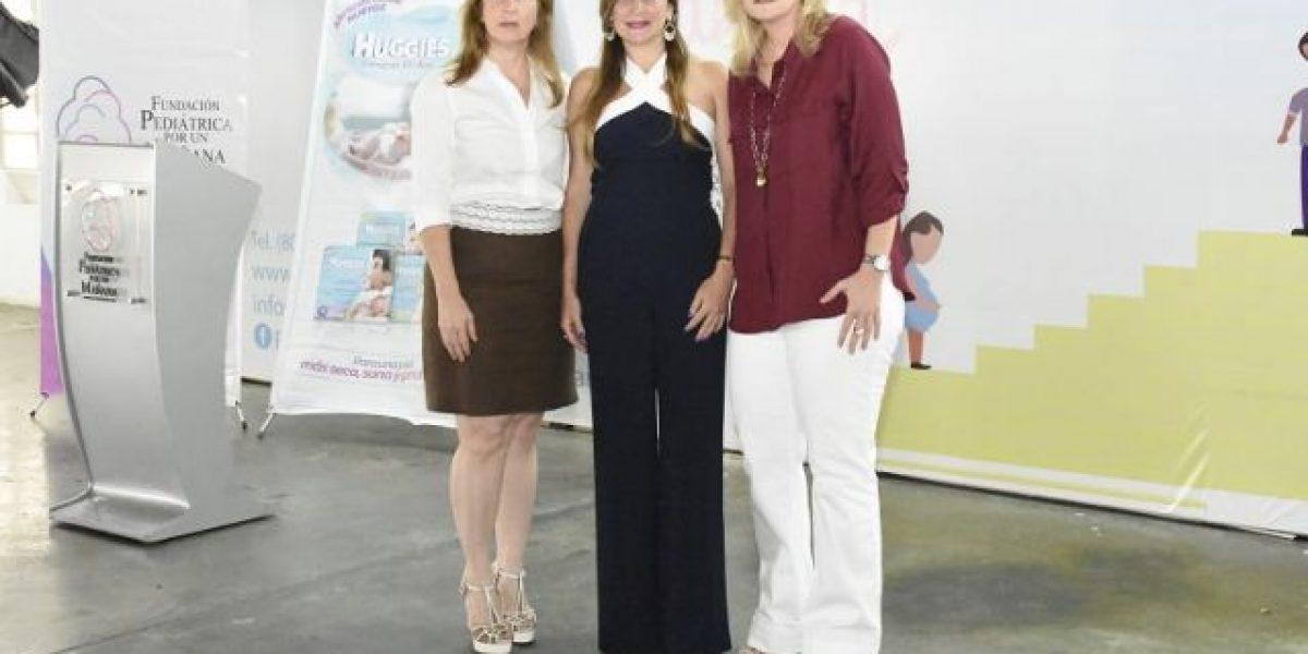 """#TeVimosEn: Donativo de equipos médicos para Fundación """"Pediátrica por un Mañana"""""""