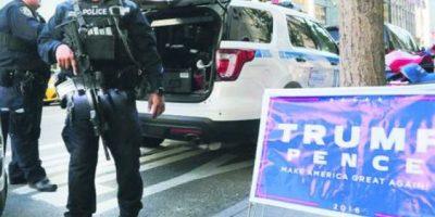 Tiroteo obliga a cerrar mesa electoral en California