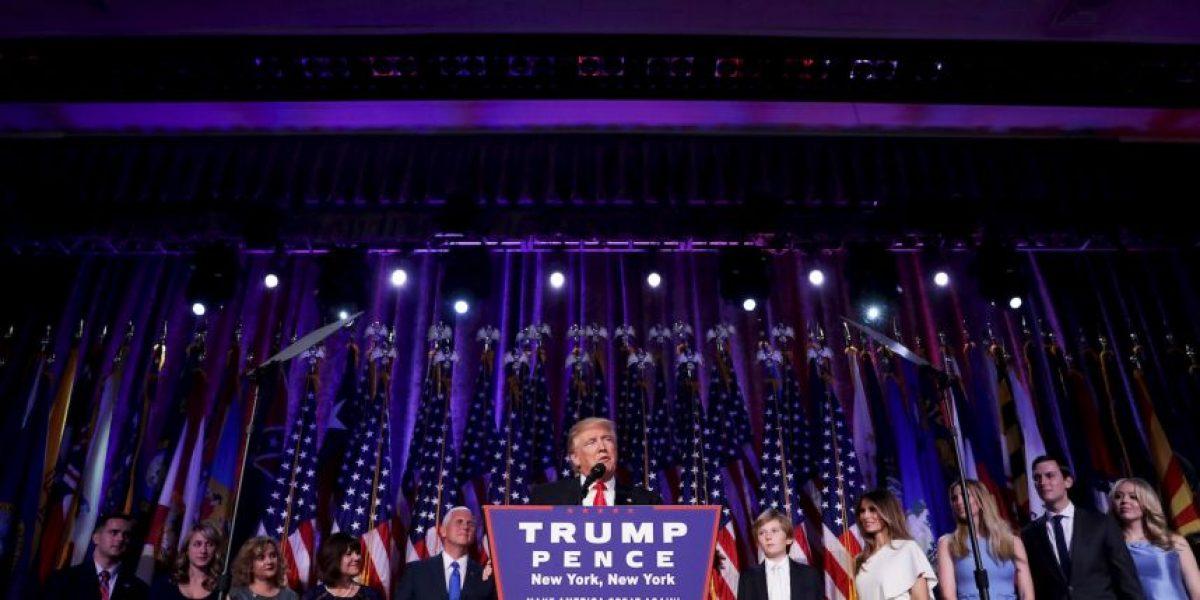 Deportistas estallan con la victoria de Donald Trump