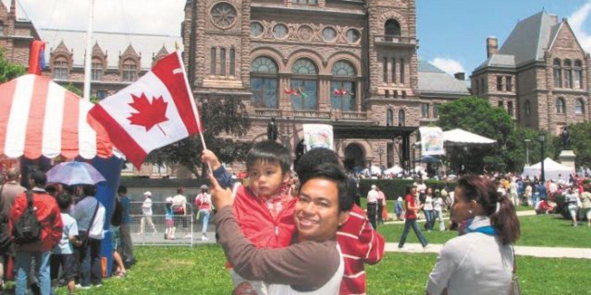 """""""Hay consenso de que Canadá necesita más inmigrantes"""""""
